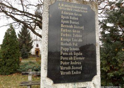 Szamosangyalos II. világháborús emlékmű 2014.11.22. küldő-kalyhas (7)