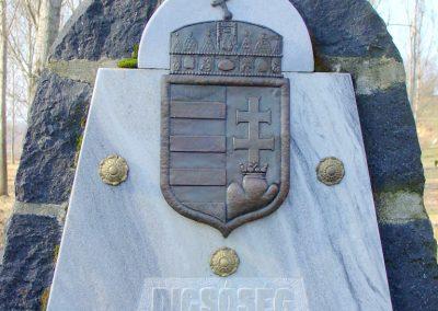 Szandaváralja II.vh emlékmű 2008.02.12. küldő-Pfaff László, Rétság (1)