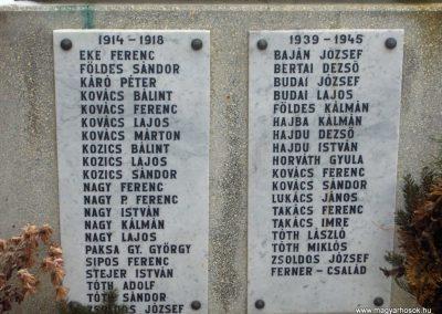 Szarvaskend világháborús emlékmű 2009.01.10.küldő-gyurkusz (3)