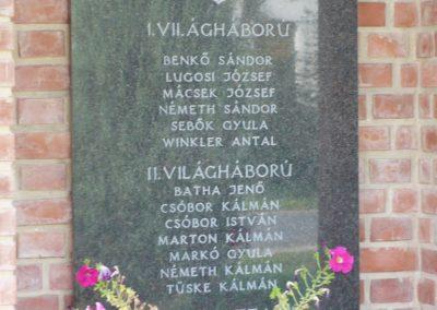 Szatta világháborús emlékhely 2009.09.16. küldő-Sümec (3)