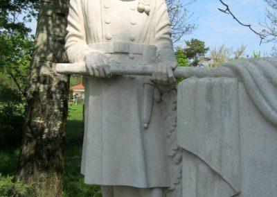 Szatymaz felújított I. világháborús emlékmű 2017.04.14. küldő-Emese (2)