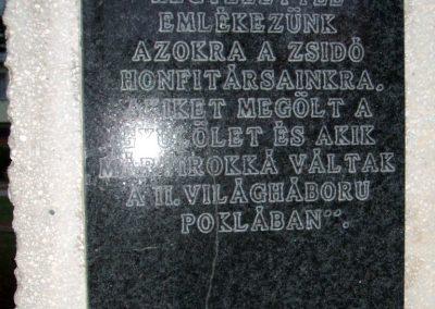 Szedres II. világháborús emlékmű 2009.10.23. küldő-Mimóza (2)