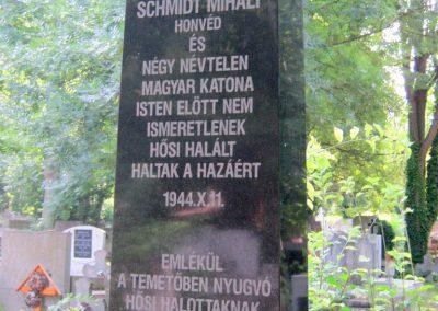 Szeged Alsóvárosi temető II. világháborús síremlék 2015.06.28. küldő-Emese (2)