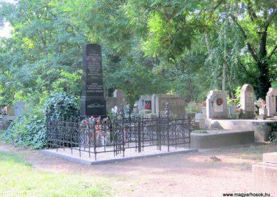 Szeged Alsóvárosi temető II. világháborús síremlék 2015.06.28. küldő-Emese