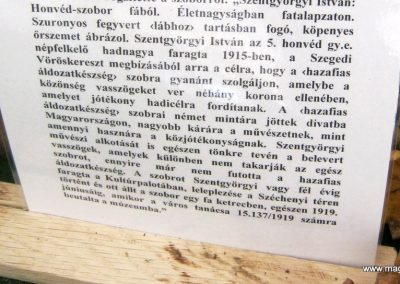 Szeged Az I. világháború kegyeleti és hadi kiállítása Belvárosi temető 2014. 10.27. - 11.02. küldő-Emese (10)
