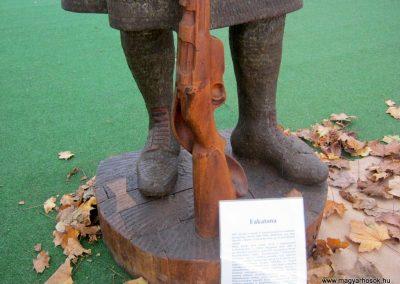 Szeged Az I. világháború kegyeleti és hadi kiállítása Belvárosi temető 2014. 10.27. - 11.02. küldő-Emese (13)