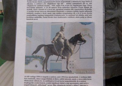 Szeged Az I. világháború kegyeleti és hadi kiállítása Belvárosi temető 2014. 10.27. - 11.02. küldő-Emese (16)