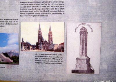 Szeged Az I. világháború kegyeleti és hadi kiállítása Belvárosi temető 2014. 10.27. - 11.02. küldő-Emese (24)