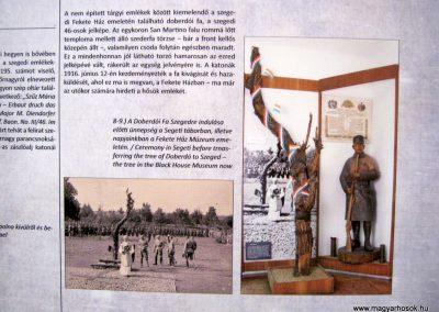 Szeged Az I. világháború kegyeleti és hadi kiállítása Belvárosi temető 2014. 10.27. - 11.02. küldő-Emese (6)