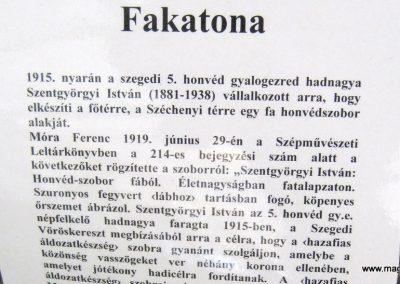 Szeged Az I. világháború kegyeleti és hadi kiállítása Belvárosi temető 2014. 10.27. - 11.02. küldő-Emese (9)