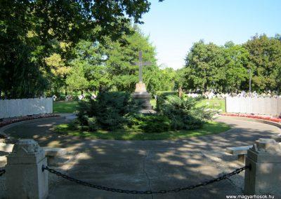 Szeged Belvárosi temető I. világháborús emlékmű 2014.08.17. küldő-Emese