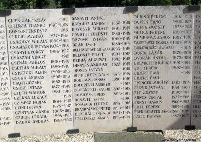 Szeged Belvárosi temető I. világháborús emlékmű 2014.08.17. küldő-Emese (7)