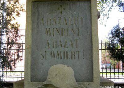 Szeged Csonka János Szakközépiskola világháborús emlékmű 2016.04.12. küldő-Emese (4)