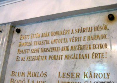 Szeged Déri Miksa Szakközépiskola I. világháborús emlékmű 2016.04.12. küldő-Emese (4)