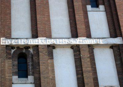 Szeged, Dóm , I. világháborús emlék 2014.09.03. küldő-Emese (1)