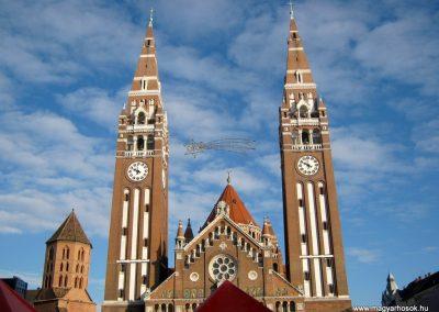 Szeged, Dóm , I. világháborús emlék 2014.09.03. küldő-Emese
