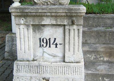 Szeged Dugonics temető I. világháborús emlékmű 2014.08.02. küldő-Emese (1)
