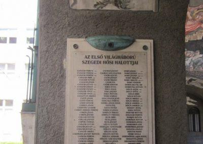 Szeged Hősök kapuja I.vh emlék 2011.08.19. küldő-kalyhas (10)