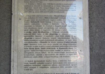 Szeged Hősök kapuja I.vh emlék 2011.08.19. küldő-kalyhas (17)