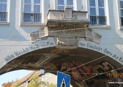 Szeged Hősök kapuja I.vh emlék 2011.08.19. küldő-kalyhas (2)