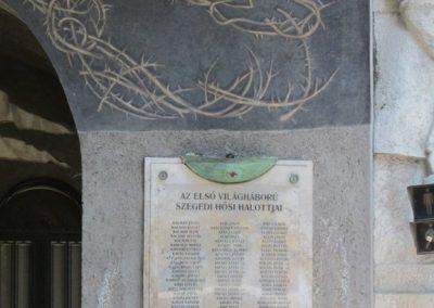 Szeged Hősök kapuja I.vh emlék 2011.08.19. küldő-kalyhas (25)