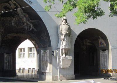 Szeged Hősök kapuja I.vh emlék 2011.08.19. küldő-kalyhas (3)
