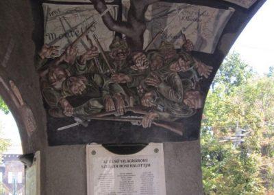 Szeged Hősök kapuja I.vh emlék 2011.08.19. küldő-kalyhas (32)