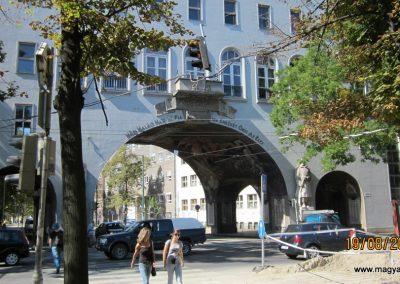 Szeged Hősök kapuja I.vh emlék 2011.08.19. küldő-kalyhas