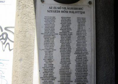 Szeged Hősök kapuja I.vh emlék 2011.08.19. küldő-kalyhas (42)