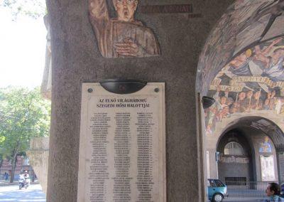 Szeged Hősök kapuja I.vh emlék 2011.08.19. küldő-kalyhas (45)