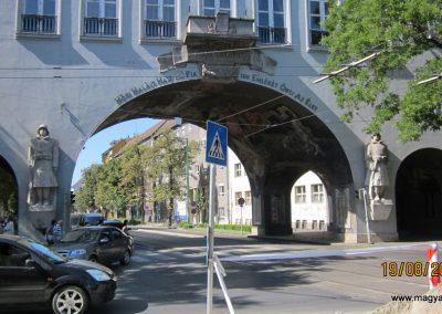 Szeged Hősök kapuja I.vh emlék 2011.08.19. küldő-kalyhas (48)