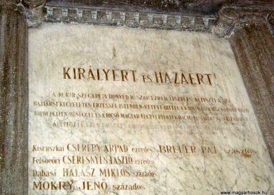 Szeged Huszár u. 1. Okmányiroda I. világháborús emléktábla 2018.06.22. küldő-Emese (1)