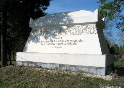 Szeged Izraelita temető felújított I. világháborús emlékmű 2017. 04.09. küldő-Emese