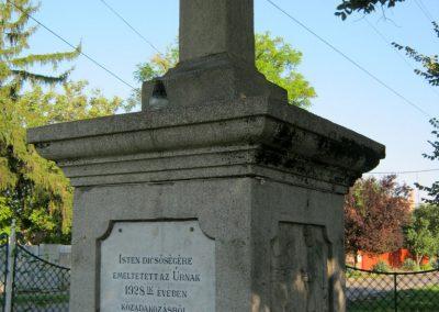Szeged Kecskés-telep I. világháborús emlék 2014.08.10. küldő-Emese (1)