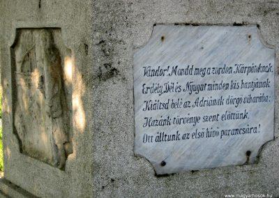 Szeged Kecskés-telep I. világháborús emlék 2014.08.10. küldő-Emese (3)