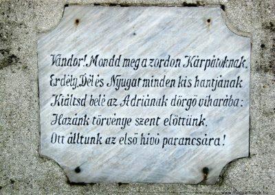 Szeged Kecskés-telep I. világháborús emlék 2014.08.10. küldő-Emese (4)