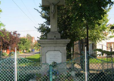 Szeged Kecskés-telep I. világháborús emlék 2014.08.10. küldő-Emese