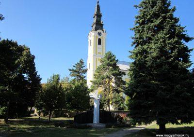 Szeged-Kiskundorozsma II.vh emlékmű 2011.08.20. küldő-kalyhas