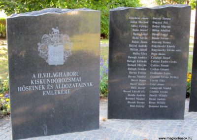 Szeged-Kiskundorozsma II.vh emlékmű 2011.08.20. küldő-kalyhas (5)