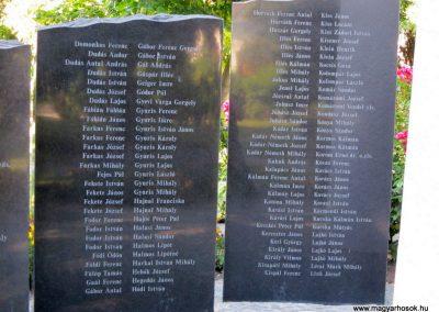 Szeged-Kiskundorozsma II.vh emlékmű 2011.08.20. küldő-kalyhas (6)