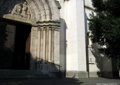 Szeged-Rókusi római katolikus templom I. világháborús emléktáblái 2014.07.06. küldő-Emese (5)