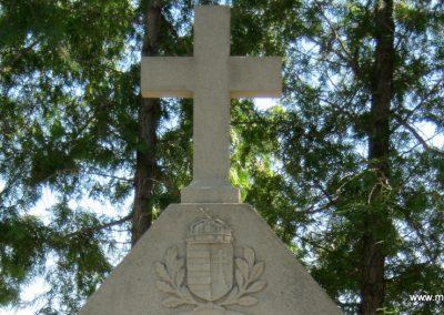Szeged-Szőreg I. világháborús emlékmű 2011.04.30. küldő-Emese (1)