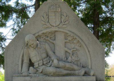 Szeged-Szőreg I. világháborús emlékmű 2011.04.30. küldő-Emese (2)
