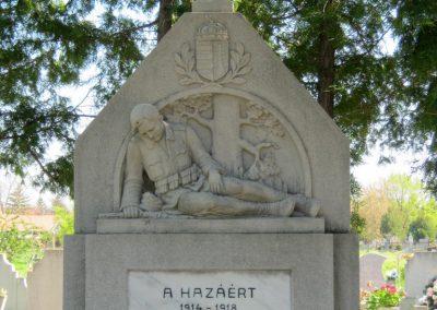 Szeged-Szőreg I. világháborús emlékmű 2011.04.30. küldő-Emese (4)