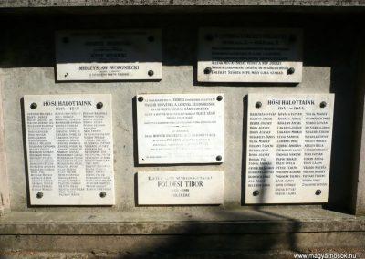 Szeged - Szőreg hősi emlékmű 2012.07.13. küldő-Sümec (2)