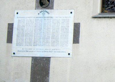 Szeged-Tápé I. világháborús emléktábla 2014.09.21. küldő-Emese (2)