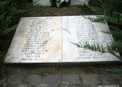 Szeged-Tápé II. világháborús emlékmű 2014.09.21. küldő-Emese (3)