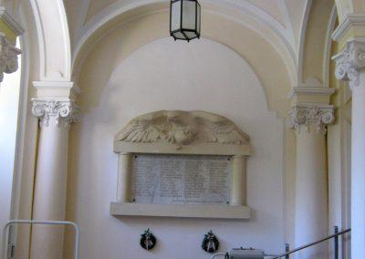 Szeged Városháza I. világháborús emléktábla 2014.07.02. küldő-Emese (1)