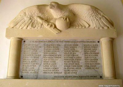 Szeged Városháza I. világháborús emléktábla 2014.07.02. küldő-Emese (2)