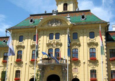 Szeged Városháza I. világháborús emléktábla 2014.07.02. küldő-Emese